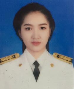 นางสาวณัฐวดี สิมมา