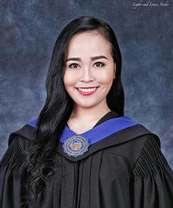 Miss Jessa Gutang Madera